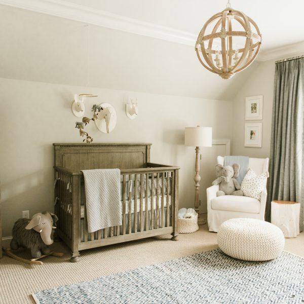 Baby Boy Wilson's Nursery