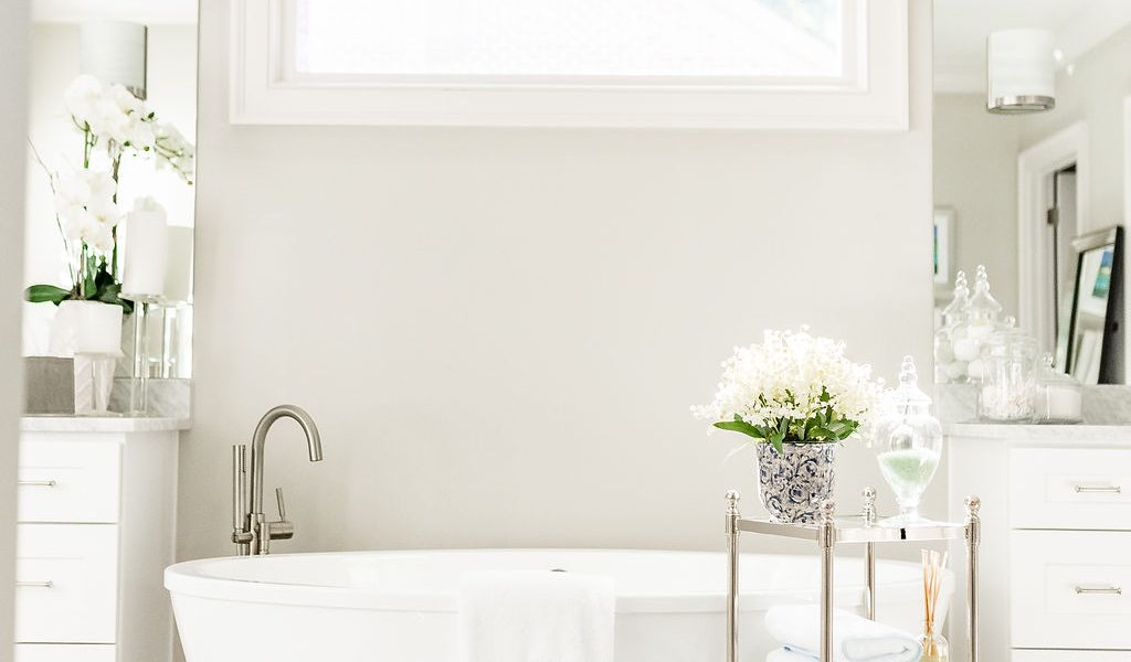 Master Bathroom Details